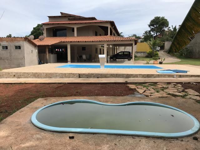 Jander Bons Negócios vende ou troca casa em lote de 1000 metros no Setor de Mansões - Foto 2