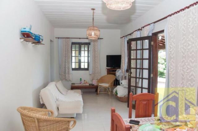 CL 01- Casa na Ilha de Itacuruçá Mangaratiba-RJ com fantástica vista para o mar - Foto 7