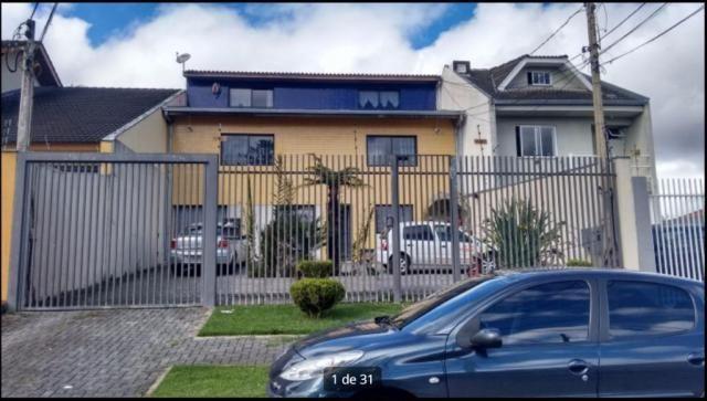Sobrado residencial à venda, capão raso, curitiba - so0471.