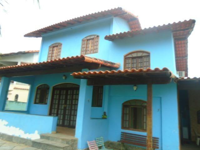 Código 293 - Casa em Araçatiba com 4 quartos e piscina - Maricá