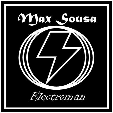 Max Sousa (No Spotify, Deezer, Soundcloud, Bandcamp e YouTube