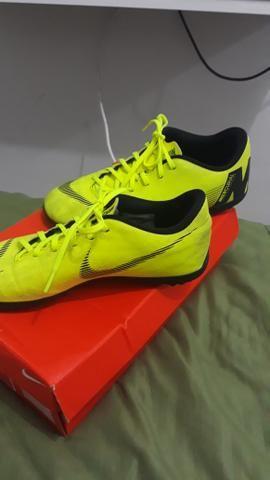 0f1950659d752 Chuteira Nike futebol society tam 40 - Esportes e ginástica - Cidade ...