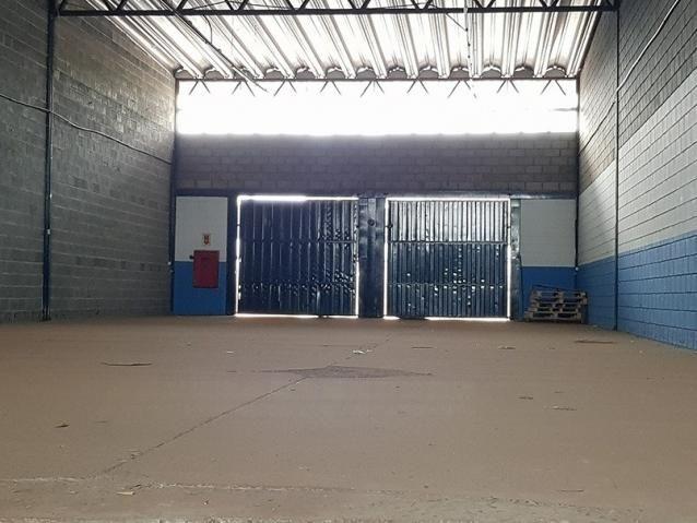 Galpão para alugar, 1.000 m² por R$ 28.000 Trecho STRC Trecho 2 Conjunto C - Zona Industri
