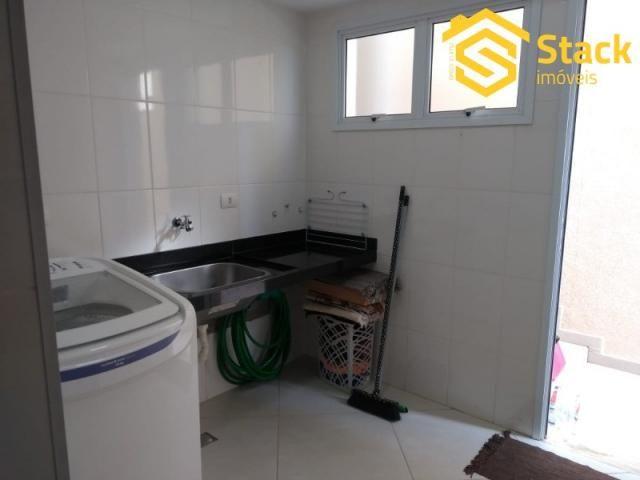 Linda casa no condomínio villaggio del sole localizado em um dos mais tradicionais bairros - Foto 13