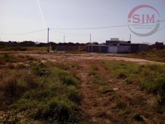 Terreno à venda, 420 m² por r$ 80.000 - guriri - cabo frio/rj - Foto 4