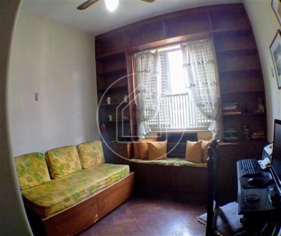 Apartamento à venda com 3 dormitórios em Laranjeiras, Rio de janeiro cod:830229 - Foto 6