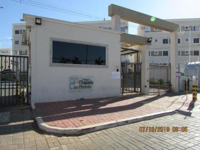 Apartamento no Parque Chapada do Mirante