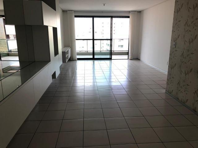 Apt de 126 m², na Jatiúca, 3 suítes + DCE, 2 vagas, só 640 mil! - Foto 8