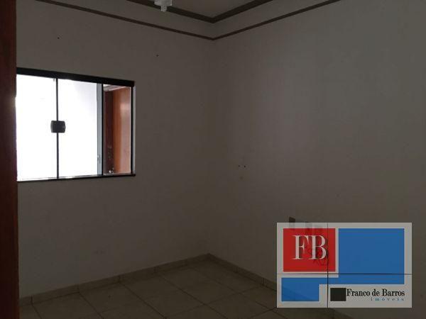 Casa  com 3 quartos - Bairro Residencial Santa Marina em Rondonópolis - Foto 4