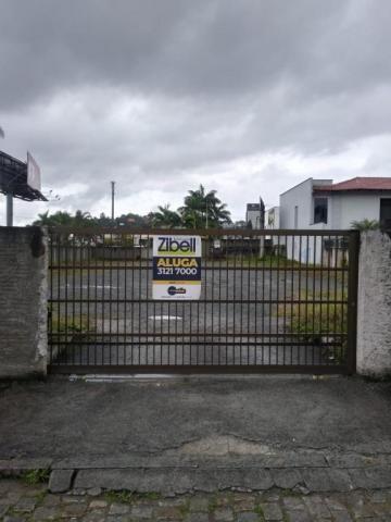 Terreno para alugar com 0 dormitórios em Glória, Joinville cod:L38201