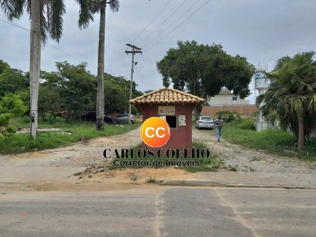 MmCód: 173Terreno no Condomínio Bosque de Búzios - Na Rasa
