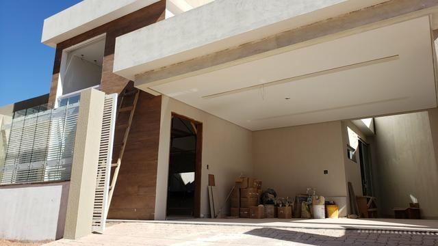 Casa Nova 3suites churrasqueira rua 5 Vicente Pires condomínio fechado - Foto 20