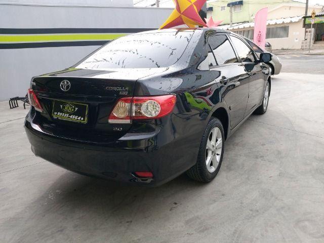 Toyota Corolla Sedan 2.0 Dual VVT-i XEI (aut)(flex) 2012 - Foto 6