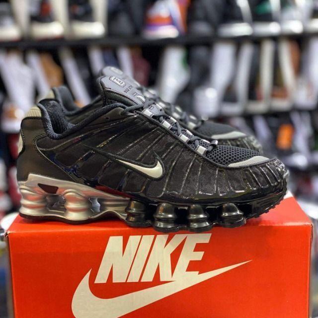 Tenis Nike Shox 12 Molas(importado)