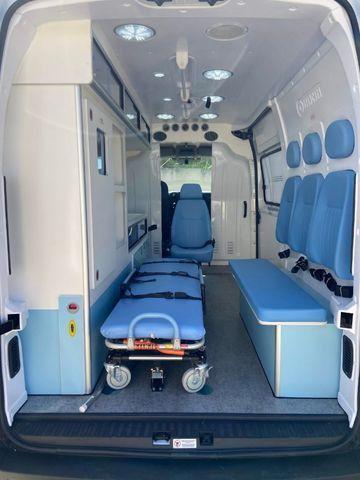 Renault Master Ambulância UTI - Foto 5