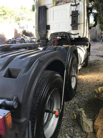 Vendo caminhões Mercedes versãos 2035 e outro iveco versão 380 truque - Foto 13