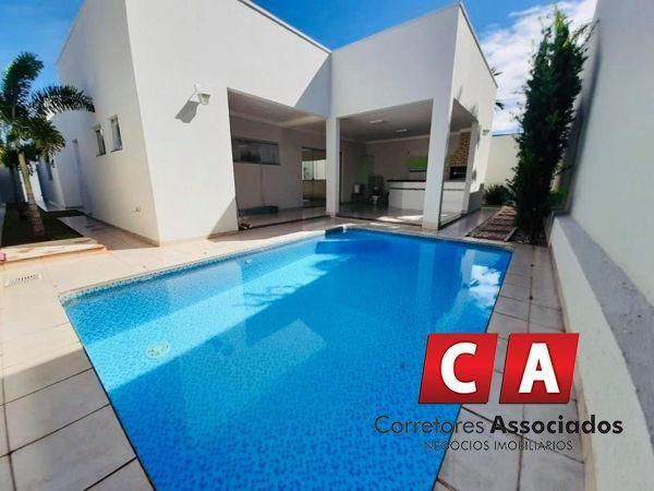 Casa em condomínio com 4 quartos no JARDINS MONACO - Bairro Jardins Mônaco em Aparecida de