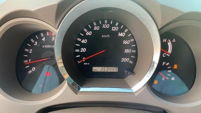 Sw4 srv 3.0 4x4 tdi diesel 5 lugares at 2008/2008 R$68.000,00 - Foto 7
