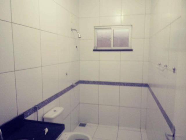 Vendo ou Alugo casa com 3 quartos, a 2 km do Centro do Aquiraz (Repasse) - Foto 12
