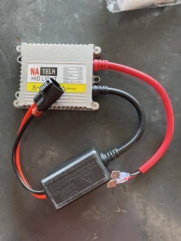 Kit Xênon H1- Kit de conversão HID - Foto 2