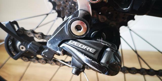 Mountain bike TREK aro 29 quadro Grande - Foto 4