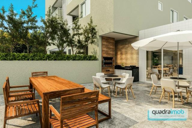 Apartamento 03 Quartos Canto c/ Suíte - 02 Vagas - Melhor Custo x Benefício - Águas Claras - Foto 8