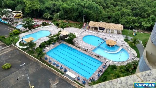 Loft à venda com 1 dormitórios em Belvedere, Caldas novas cod:5885 - Foto 13
