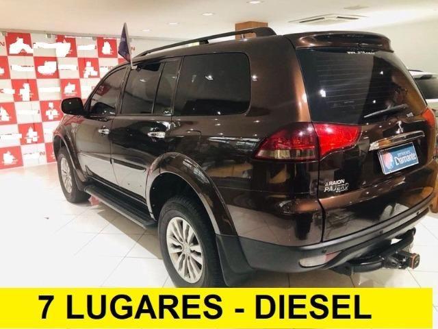 Pajero HpE 7Lugares- Diesel - Financiamento na hora - Foto 2