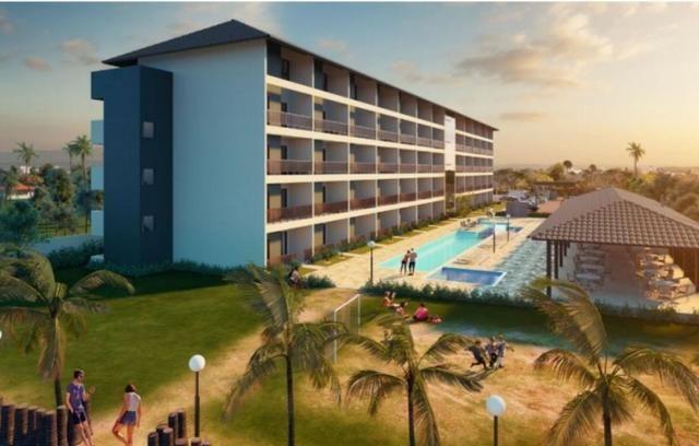 CB-Beira mar flat 1qts WC sala varanda R$ 199.000,00 - Foto 4