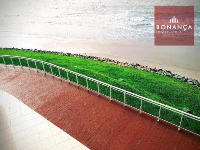 Ed. Flor do Vale, Alto Padrão, vista mar, Ponta do Farol, São Luis, Ma - Foto 12