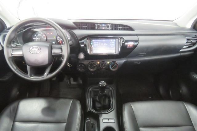 Toyota Hilux 2.8 tdi std cd 4x4 2018 - Foto 6