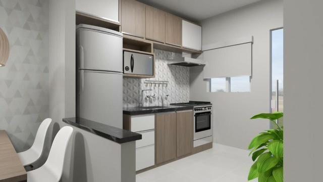 Casas com 02 quartos, financiamento com a caixa - Parcelas a partir de 399! ligue agora