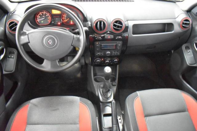 Renault sandero 2012 1.6 sl stepway rip curl 16v flex 4p manual - Foto 3