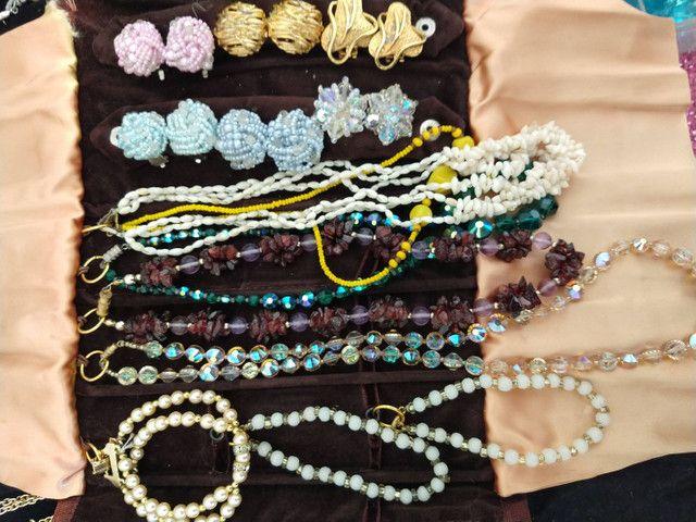 Lote bijuterias