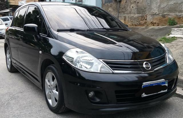 Nissan Tiida Sl 1 8  1 8 Flex 16v Aut  2013