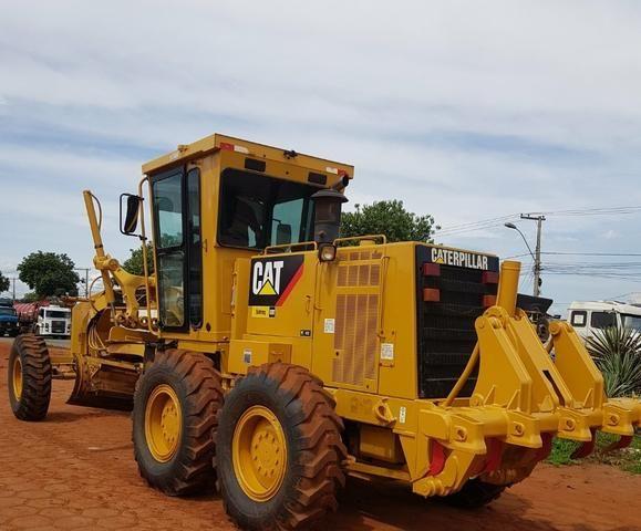 Motoniveladora Caterpillar 12H ano 2009 Único Dono