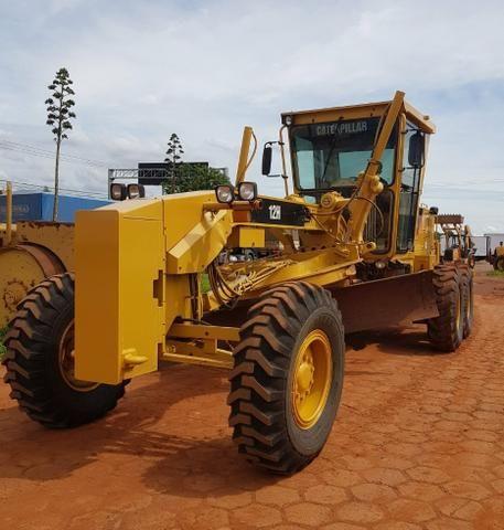 Motoniveladora Caterpillar 12H ano 2009 Único Dono - Foto 2