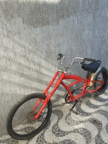 Bicicleta chopper - Foto 2