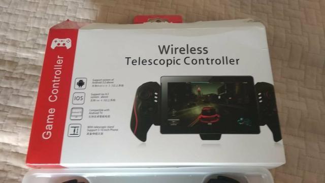 Controle para Celular Bluetooth/Wireless