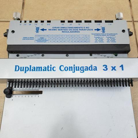Encadernadora 3x1 Wire-o