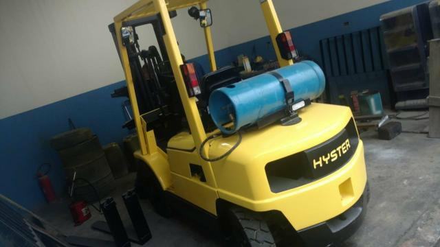Empilhadeira Hyster H55XM ano 1996