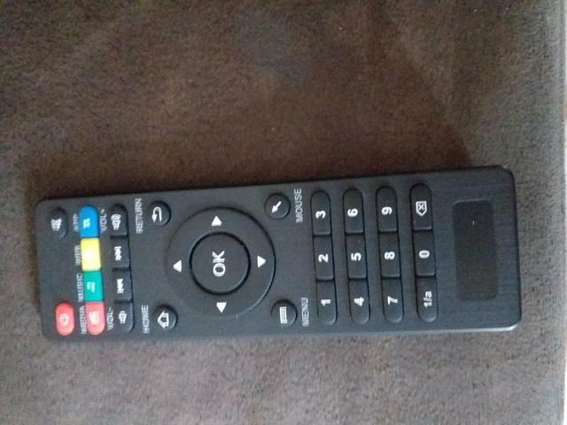 Vendo ott TV box tx2 16 gigas - Foto 6