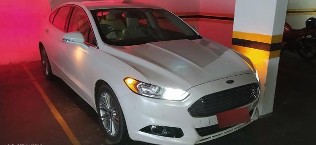 Ford fusion titanium awd aut. 2015
