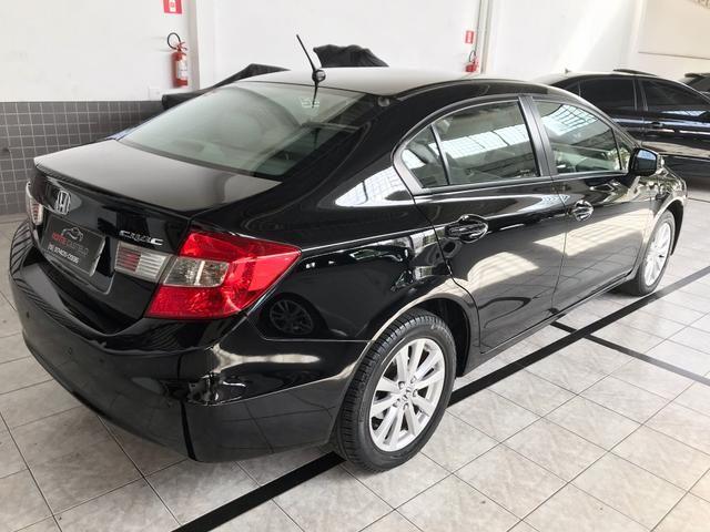 Honda Civic LXS 1.8 flex - Foto 3