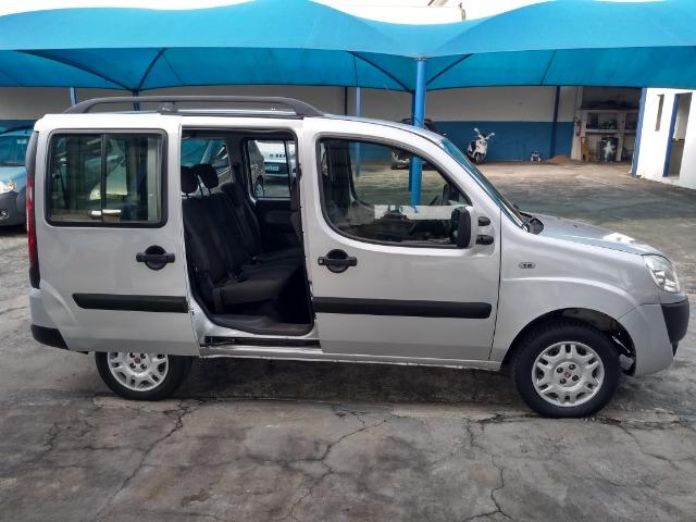 Fiat Doblo HLX 1.8- Flex - Único dono - Foto 8