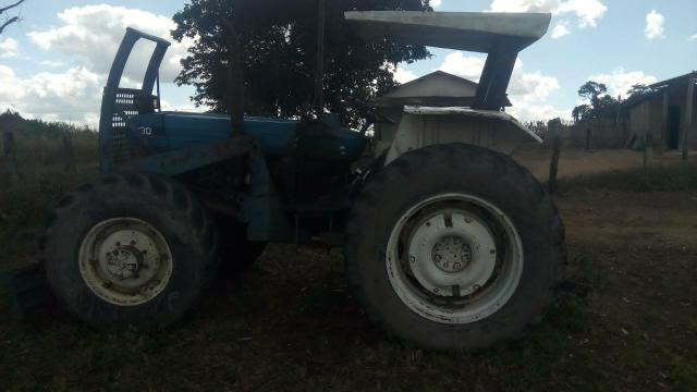 Trator new holand 7630 4x4 - Foto 2