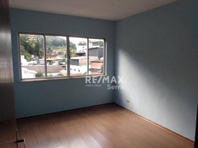 Cobertura com 2 dormitórios para alugar, 60 m² por R$ 1.200,00/mês - Vale do Paraíso - Foto 3