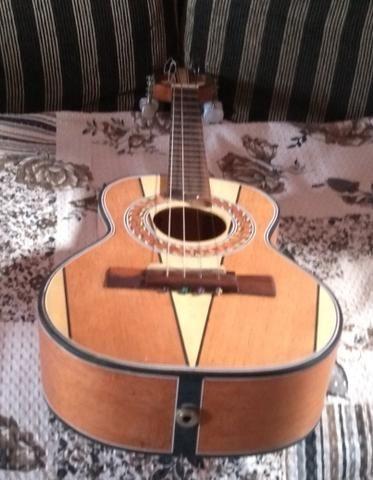 Cavaquinho Luiz Luthier Cedro - Foto 3