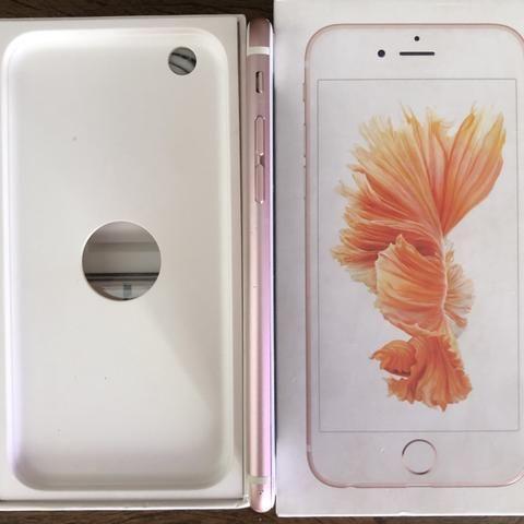 IPhone 6s Rose de 32GB Todo Original Tudo funciona Bateria Nova Parcelo no Cartão - Foto 4