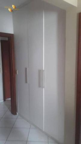 Apartamento com 3 dormitórios à venda, 234 m² por R$ 480.000,00 - Miguel Sutil - Cuiabá/MT - Foto 8